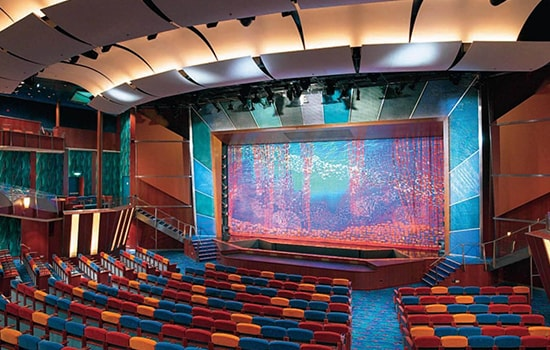 Coral Theatre Jewel of the Seas