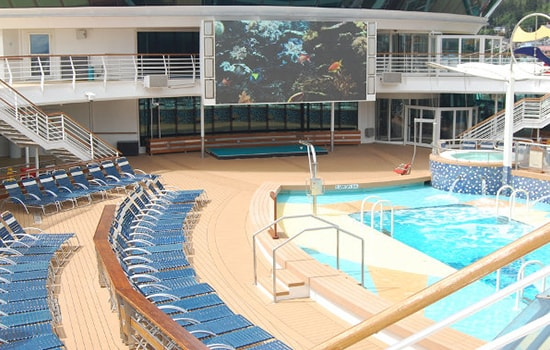 Lido Pool Jewel of the Seas