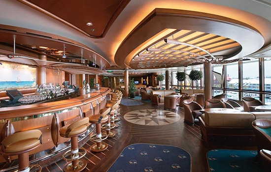 Schooner Bar Jewel of the Seas