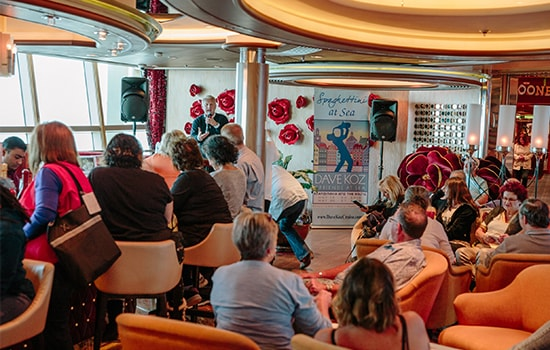 2022 Dave Koz Cruise - Vintages Brilliance of the Seas